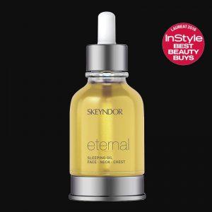 skeyndor eternal sleeping oil night restoring oil