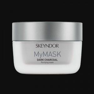 skeyndor mymask dark charcoal purifying mask